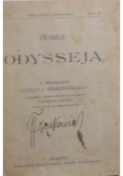 Odysseja - 1922 r.