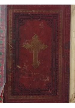 Książka do nauki i nabożeństwa, 1886r.