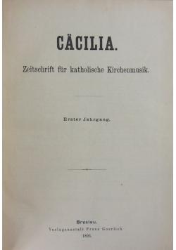 Cacila ,1893r.