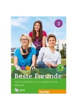 Beste Freunde 3 KB + CD HUEBER