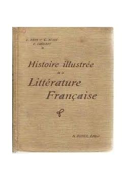 Histoire illustree de la Litterature , 1942 r.