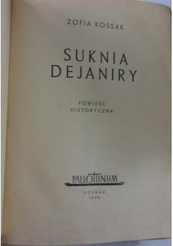 Suknia Dejaniry, 1948r.
