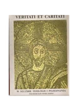 Veritati et Caritati w służbie teologii i pojednania