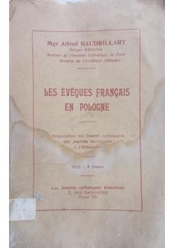 Les eveques Francais en Pologne, 1921r.