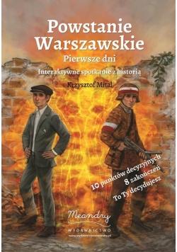 Powstanie Warszawskie Pierwsze dni