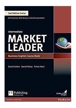 Market Leader 3E Extra Intermediate SB+DVD PEARSON