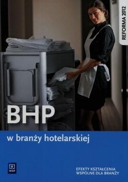BHP w branży hotelarskiej Podręcznik