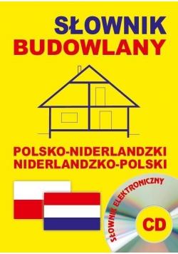 Słownik budowlany pol-niderl niderl-pol + CD