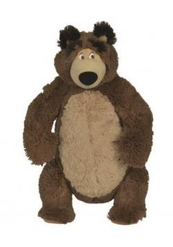 Masz i Niedźwiedź Pluszowy Misiek 43cm