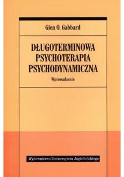 Długoterminowa psychoterapia psychodynamiczna...