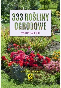 333 rośliny ogrodowe