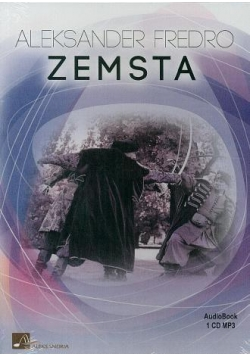 Zemsta. Audiobook w.2015