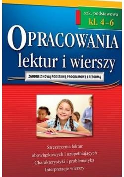 Opracowania SP 4-6 lektur i wierszy w.2018 GREG