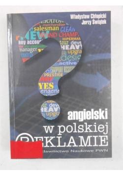 Angielski w polskiej reklamie