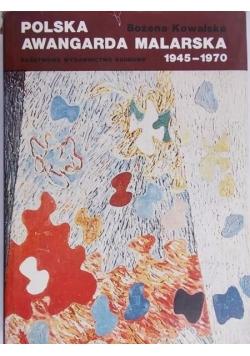 Polska awangarda malarska 1945-1970