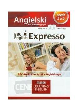 English Expresso angielski dla początkujących, 2 płyty