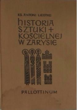 Historia sztuki kościelnej w zarysie