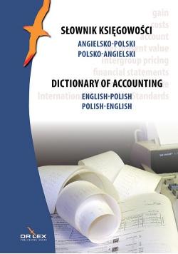Słownik księgowości Angielsko-Polski Polsko-Angielski