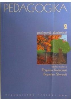 Pedagogika 2. Podręcznik akademicki