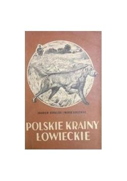 Polskie krainy łowieckie
