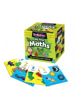 BrainBox My First Math wersja angielska ALBI