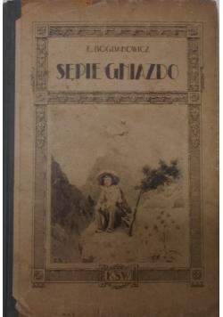Sępie gniazdo, 1922r.