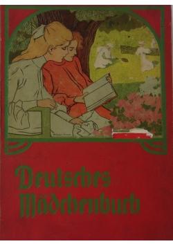 Deutsches Madchenbuch, 1908r.