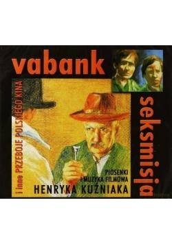 Vabank Seksmisja I Inne Przeboje Polskiego Kina CD
