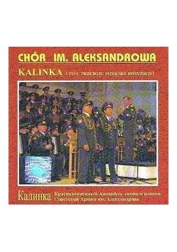 Chór im. Aleksandrowa. Kalinka i inne przeboje piosenki rosyjskiej, płyta CD