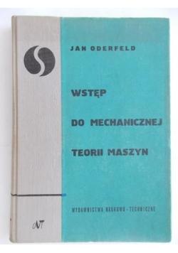 Wstęp do mechanicznej teorii maszyn
