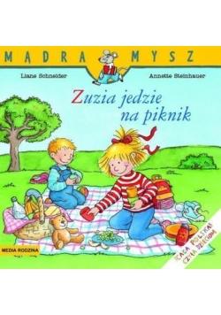 Mądra Mysz - Zuzia jedzie na piknik