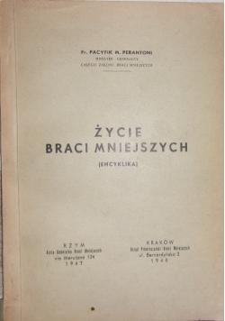 Życie braci mniejszych ,1948r.