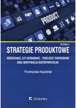 Strategie produktowe w. II