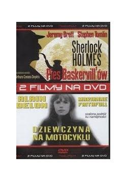 Pies baskervill'ów DVD