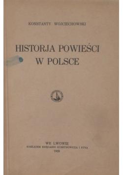 Historja powieści w Polsce, 1925 r.