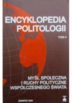 Encyklopedia politologii, tom IV