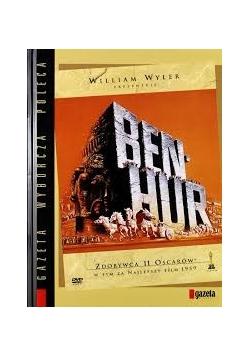 Ben Hur, z płytą DVD
