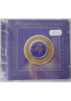 Millenium Classics, płyta CD