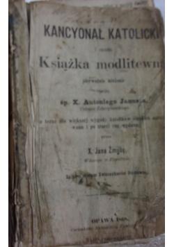 Książka modlitewna, 1868 r.