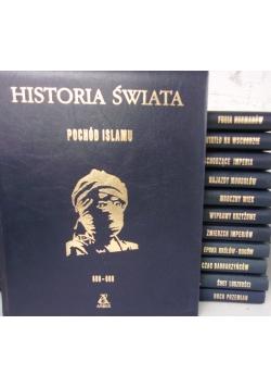 Historia świata,  12 tomów