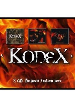 Pakiet Kodex 1-3 CD