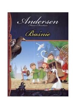 Baśnie Hans Christian Andersen LIWONA