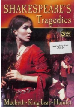 Shakespeares Tragedies wersja angielska CD