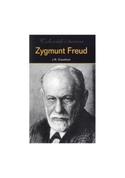 Człowiek i twórca. Zygmunt Freud