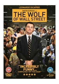 The Wolf of Wall Street,DVD