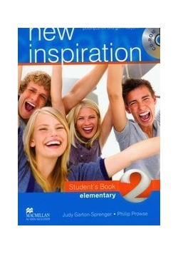New Inspiration 2 Student's book with CD