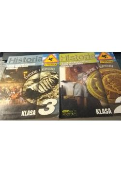 Historia, klasa 2 i 3