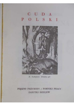 Cuda Polski.  reprint