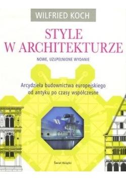 Style w architekturze (nowe, uzupełnione wydanie)