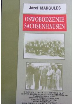 Oswobodzenie Sachsenhausen